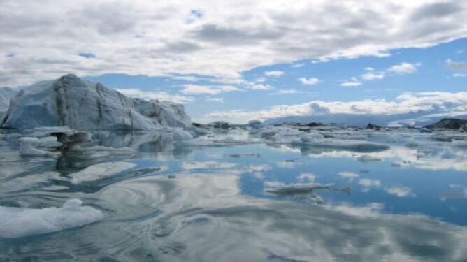 """""""Lodowcowa powódź"""" w Islandii. Powodem wulkan?"""