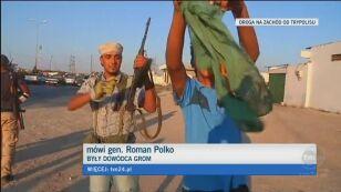 Polko: niedobrze, że takie informacje wypływają (TVN24)