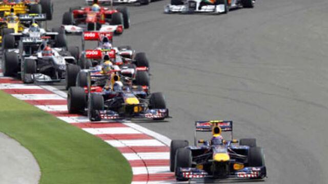Nowy sponsor F1