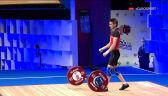 Polakowska 8. w rwaniu w kategorii do 49 kg w ME