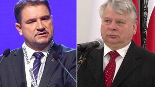 """Przegląd prasy: Borusewicz wytyka szefowi """"S"""" przeszłość"""