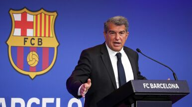 Prezes Barcelony broni Superligi.