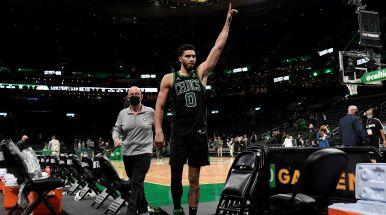 Celtics się nie poddają. Publiczność bezlitosna dla byłej gwiazdy