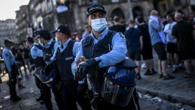 Niepokój przed finałem Ligi Mistrzów. Angielscy kibice wywołują chaos w Porto