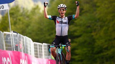 Zacięta batalia faworytów Giro d'Italia. Yates zbliżył się do lidera