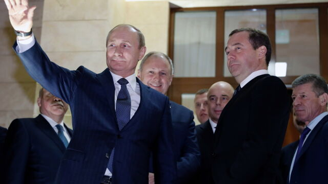 Spotkanie Putina z Zełenskim w Paryżu bez