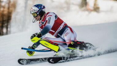 Pinturault wygrał slalom w Val d'Isere. Jest liderem klasyfikacji generalnej