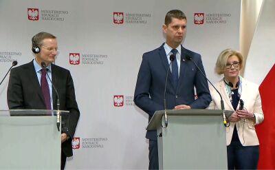 Piontkowski: Tokarczuk jest już na liście lektur szkolnych