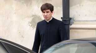 Tymoteusz Szydło odchodzi z kapłaństwa.