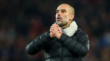 Guardiola chce zostać w Manchesterze.