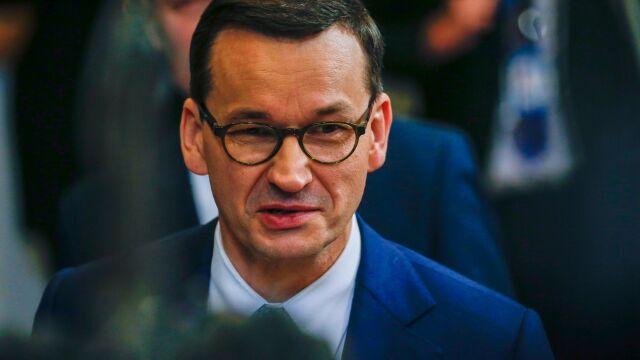 """Państwa UE się porozumiały. Tylko Polska """"potrzebuje więcej czasu"""""""