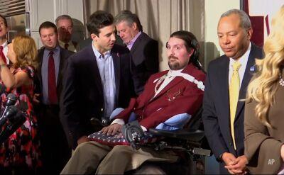"""Nie żyje Pete Frates, który stał się twarzą internetowej akcji charytatywnej """"Ice Bucket Challenge"""""""