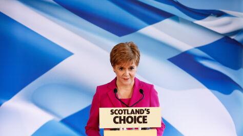 """""""Szkoci się wypowiedzieli. Nadszedł czas, aby zdecydowali  o swojej przyszłości"""""""