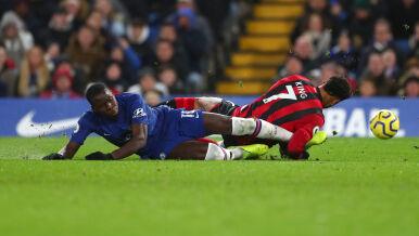 Kolejna wpadka Chelsea. Leicester zatrzymane