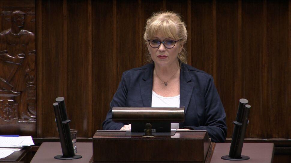 Posłanka PiS: czas odrzucić kompleks murzyńskości