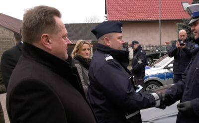 Nagana dla szefa podlaskiej policji. Opozycja chce dymisji