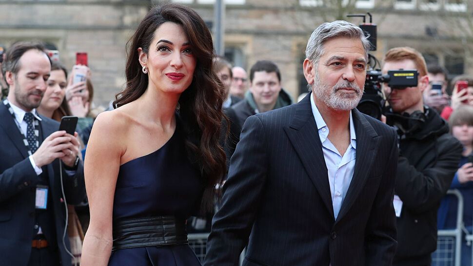 Clooneyowie: wykorzystamy naszą popularność w walce o prawa mniejszości