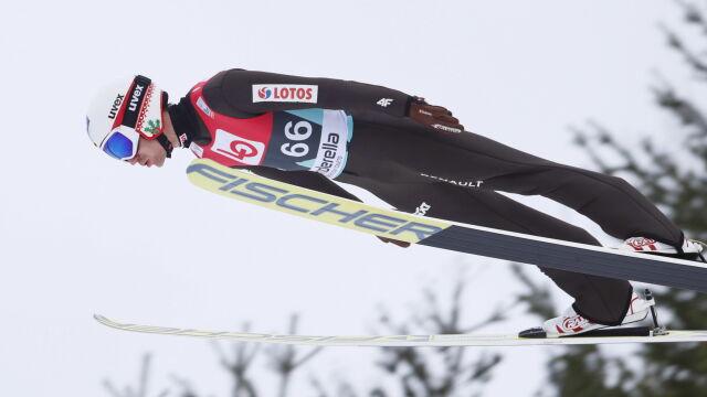 Stoch zepsuł dwa skoki. Polacy stracili podium w Vikersund