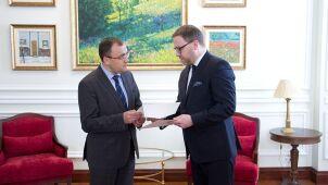 Nowy ambasador Polski rozpoczął urzędowanie w Kijowie