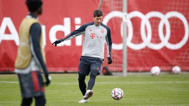 Lewandowski nie wyklucza odejścia z Bayernu
