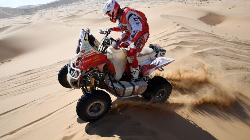 Rafał Sonik nie pojedzie w Rajdzie Dakar