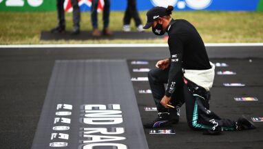 Lewis Hamilton wie, że może zrobić wiele dla praw człowieka