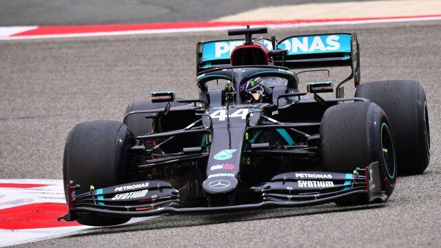 Rekord toru i pole position. Hamilton nie przestaje zachwycać