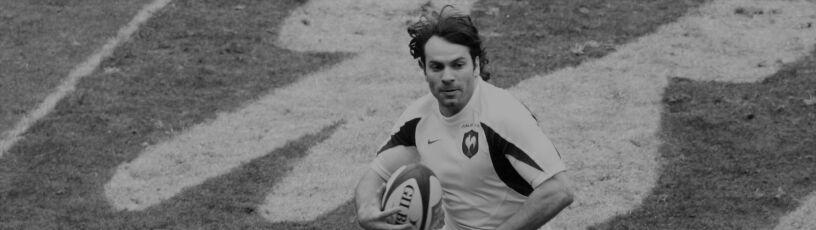 Nie żyje Christophe Dominici, legenda francuskiego rugby