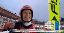 Niemcy liderem po 1. serii konkursu drużynowego w MŚ