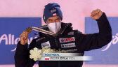 Piotr Żyła odebrał złoty medal mistrzostw świata!