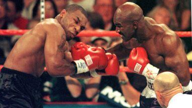 Holyfield o zasadach walki z Tysonem.