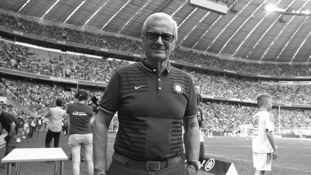 To on był pierwszym trenerem Ronaldo we Włoszech. Zmarł po niemal rocznej walce