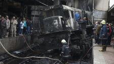 Dziesiątki zabitych i rannych w Kairze