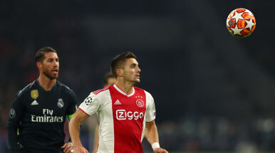 W czwartek decyzja w sprawie celowej kartki Sergio Ramosa w Lidze Mistrzów