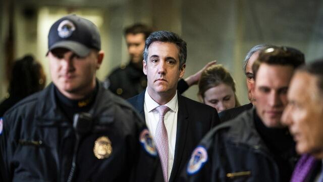 """""""Cohen mówi, że wstyd mu, że pracował dla Donalda Trumpa"""""""