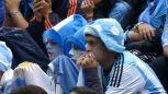Argentyna smutna po porażce z Niemcami