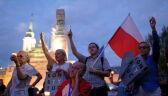 Protesty w Warszawie i Wrocławiu przeciwko zmianom w sądownictwie