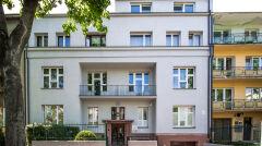 Dom przy ulicy Kieleckiej 8 w Krakowie, w którym mieszkał i zabijał Franz Tham