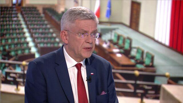 """Marszałek Senatu Stanisław Karczewski był gościem """"Faktów po Faktach"""""""