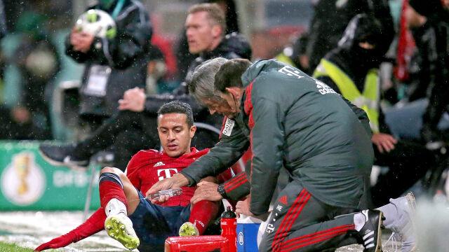 """""""To nie powinno mieć miejsca"""". Bayern narzeka i traci pomocnika"""