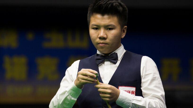 Rewelacyjny Chińczyk w półfinale UK Championship