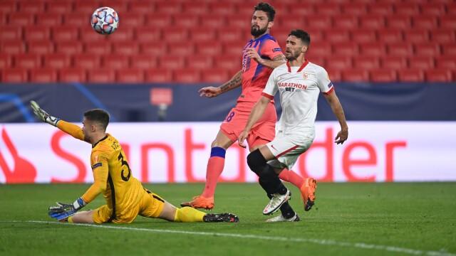 Sevilla - Chelsea: wynik i relacja z meczu - Liga Mistrzów | Eurosport w TVN24    - Piłka nożna - TVN24