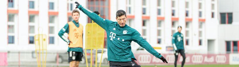 Lewandowski odpoczął i wraca. W sobotę hit Bundesligi