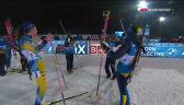 Szwedki wygrały sztafetę w Kontiolahti