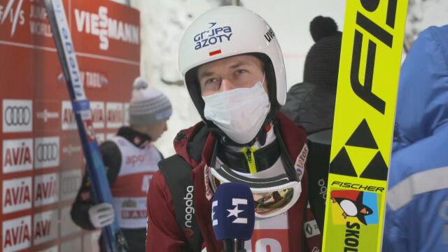 Zniszczoł nie skacze w Zakopanem, ale za to wygrał w Innsbrucku