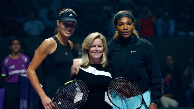 Pierwsza kobieta szefem US Open. W 140-letniej historii