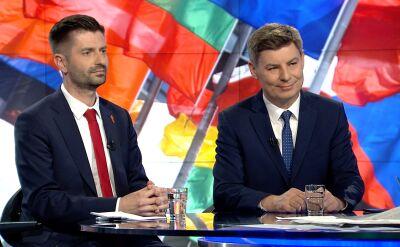 Jan Grabiec i Krzysztof Śmiszek o wyborach do europarlamentu