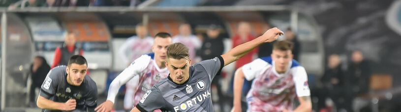 Carlitos katem Górnika. Legia wyszarpała zwycięstwo