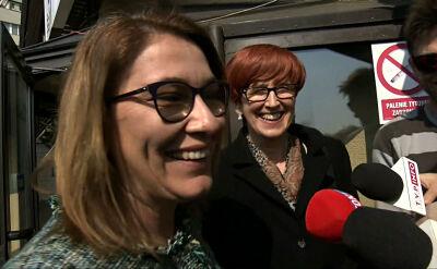 Beata Mazurek - kandydatka w plebiscycie Mistrz Riposty 2019