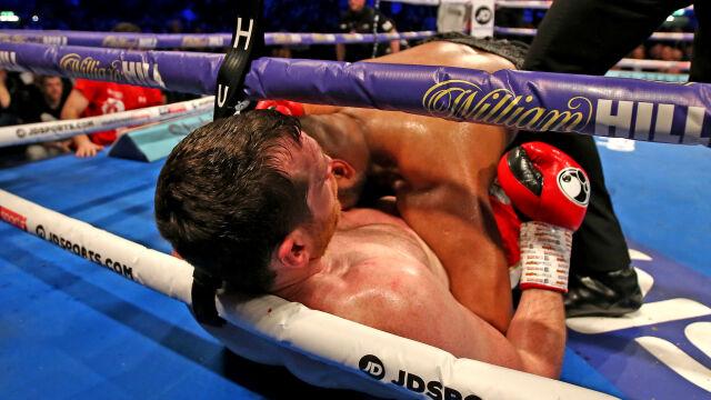 """Pogryzł rywala w czasie walki, odpocznie od boksu. """"Przepraszam za nieakceptowalne zachowanie"""""""
